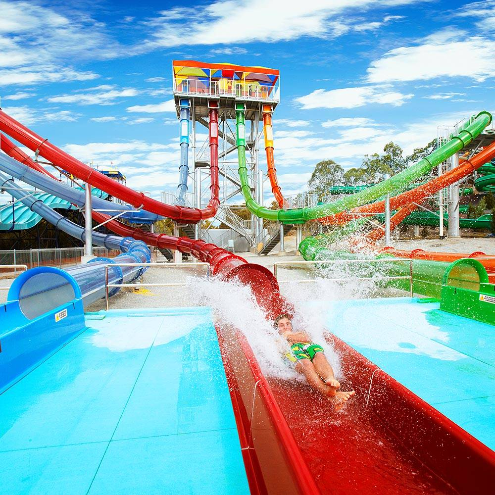 Wet'n'Wild Gold Coast | Gold Coast Attractions | Village Roadshow Theme Parks